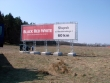 Konstrukcja reklamowa 12,25 x 3,15 m
