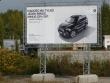 Konstrukcja reklamowa 6,30 x 3,15 m